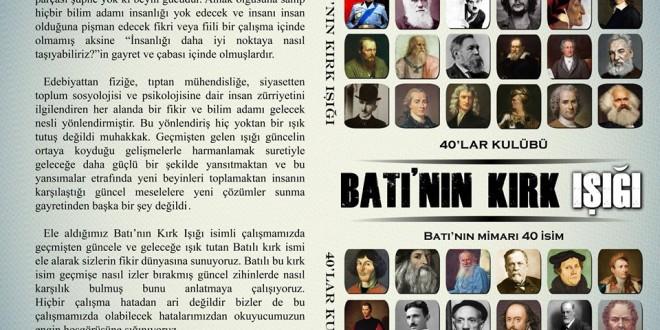 BATI'NIN KIRK IŞIĞI