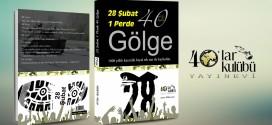 1 PERDE 40 GÖLGE